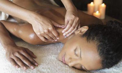 об услуге ароматерапевтического массажа в салоне Феникс